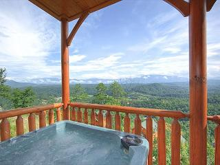 Luxury 2bedroom Cabin Legacy Resort Pigeon Forge TN 2miles to Dollywood - Sevierville vacation rentals