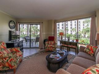 1108 Villamare - 1st floor renovated  Oceanview Villamare - Sleeps 6 - Hilton Head vacation rentals