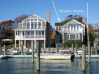 THARD - Dexter House, Luxuirious Harborfront Home, Village Center, Walk to - Edgartown vacation rentals