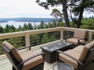 Headland House*Two Homes*Marine Views* 3 King Beds - Deer Harbor vacation rentals