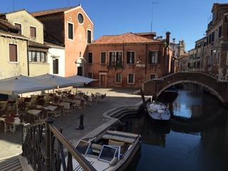 San Giacomo Apartment with patio - Venice vacation rentals