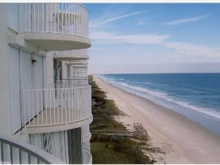 Ocean front condo 1 hr from Orlando - Indian Harbour Beach vacation rentals