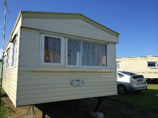 Static caravan with veranda at Thornwick Bay - Flamborough vacation rentals