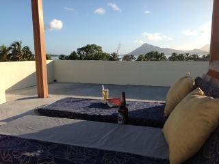 Studio C Romantic Ocean & Mountain views from roof - La Gaulette vacation rentals