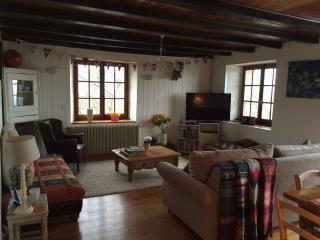 Evian 5 bedroom ski / summer house - Évian-les-Bains vacation rentals