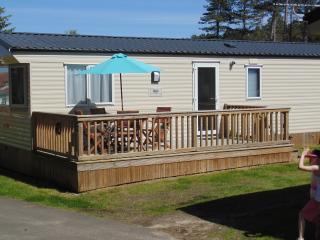 A17 Burghead Beach Caravan Park - Burghead vacation rentals