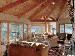 SIMPLY THE BEST BEACH HOUSE WORLDCLASS OCEANFRONT - Sechelt vacation rentals
