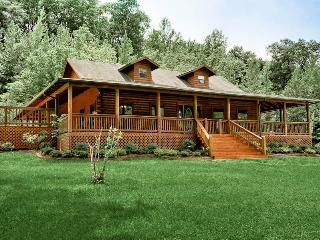Bella Casa Buffalo River Cabin - Jasper vacation rentals