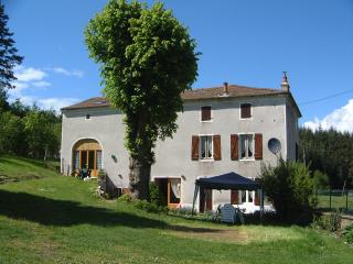 CdH / BB - Maison Neuve, Grandval near Ambert - Ambert vacation rentals