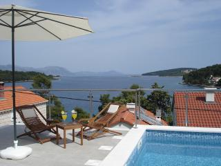 Apartment A1 Danijela, Lumbarda , swimming pool - Lumbarda vacation rentals
