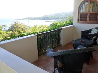 Ay Caramba villa beach access, AC and Internet - Boscobel vacation rentals
