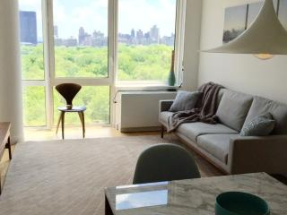 Central Park-Facing Luxury One Bedroom King Suite! - New York City vacation rentals