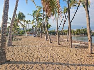 Kolea DIRECT BEACH ACCESS-Newly Remodeled-Resort fees included-Best Value  2/2 - Waikoloa vacation rentals