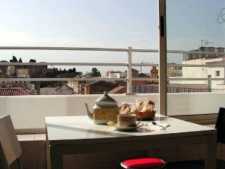 Bright Penthouse with A/C and Washing Machine - Malaga vacation rentals
