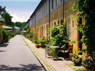 Charming Artist's Studio Central,  w. private gard - Copenhagen vacation rentals