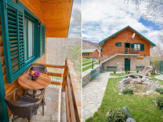 Hotel & Resort Gacka - One Bedroom Cottage 1 - Mojkovac vacation rentals