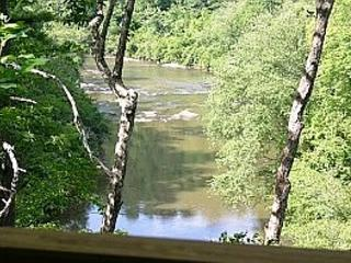 Tranquility at River's Bend w/ Amazing River Views - Ellijay vacation rentals