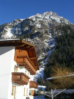 5 bedroom Apartment with Deck in Feichten - Feichten vacation rentals