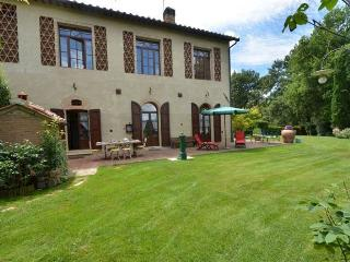 Villa San Gimignano 6 a 8 persone - Ulignano vacation rentals