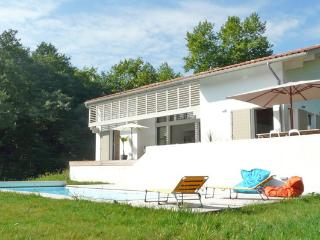 Contemporary villa with pool close Biarritz - Arcangues vacation rentals