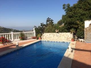 Magnificent villa in beautiful Andalucia overlooki - Competa vacation rentals