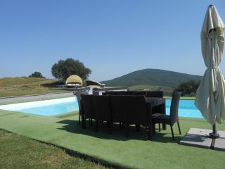 villa degli ulivi vista mare piscina,sauna  tennis - Tuscany vacation rentals