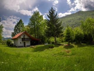 Cottage NA BIRU 1 by the Soca river - Tolmin vacation rentals