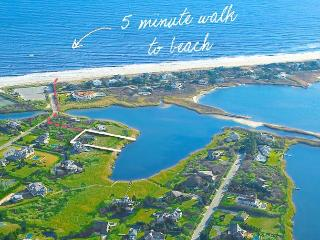 *Prime Waterfront Location, Walk to Beach,Private* - Water Mill vacation rentals