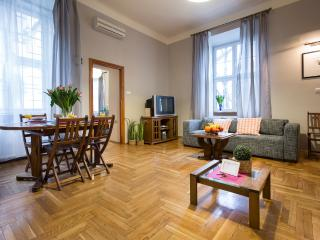 Old Town Apartment for 8! - Krakow vacation rentals