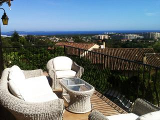 2 bedroom Condo with Internet Access in Mandelieu La Napoule - Mandelieu La Napoule vacation rentals