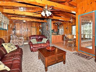 3BR Classic River View Cabin with Hot Tub, Sleeps 10 - South Lake Tahoe vacation rentals