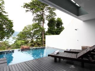 Atika Villas villa 8 oceanfront serviced pool vill - Patong vacation rentals