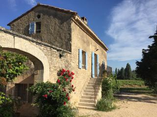 Bright House with Fireplace and Grill - Bonnieux vacation rentals