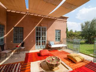 Charming 3 bedroom Marrakech Villa with Internet Access - Marrakech vacation rentals