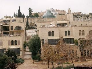 Incredible Garden Apartment In David's Village! - Jerusalem vacation rentals