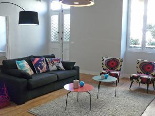 Biarritz centre, appartement avec parking et patio - Biarritz vacation rentals