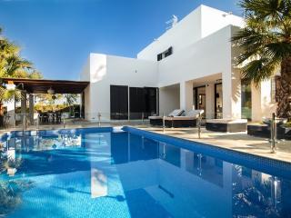 Modern villa with pool on Ibiza's west coast. - Ibiza vacation rentals