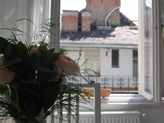 Topfloor 2 bedroom , Danube river , A.C , wifi - Budapest vacation rentals
