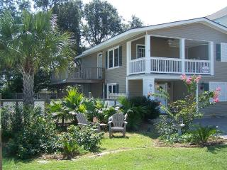 Rare House w/ Ground Floor Entrance-  Pet Friendly - Surfside Beach vacation rentals