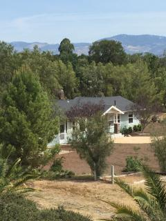 Country home in quiet tranquil setting on 6 acres - Santa Ynez vacation rentals