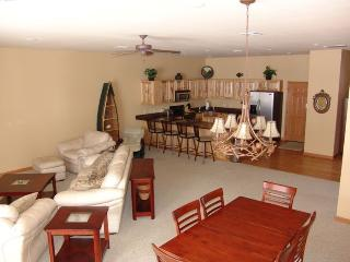 Spacious Lakefront Townhome - Dellwood vacation rentals