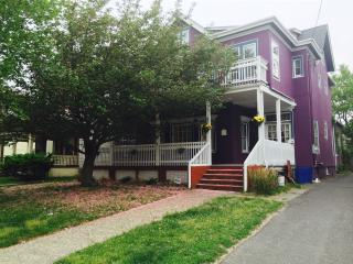 Huge 4 bed with balcony- block from the beach - Asbury Park vacation rentals