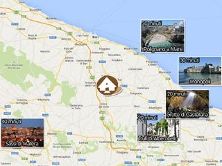 Lovely B&B with Internet Access and Shampoo Provided - Sammichele di Bari vacation rentals