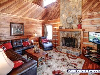 Kumbaya Log Cabin - Boone vacation rentals