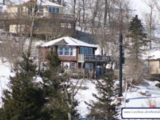 Bright House with Parking and Grill in Beech Mountain - Beech Mountain vacation rentals