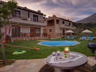 Villa Stefania with Pvt Pool in Rethymno, Crete - Triopetra vacation rentals