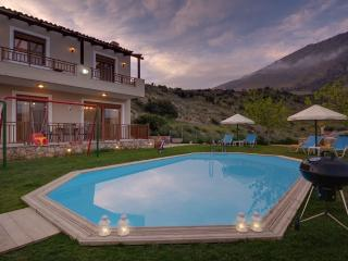 Villa Nikos with Pvt Pool in Rethymno, Crete - Triopetra vacation rentals