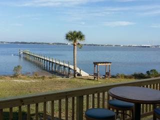 Big Water Views. Waterfront Home, Bring Your Boat - Panama City Beach vacation rentals