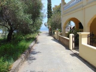 Beachfront Apartment for 2-4 people - Perivoli vacation rentals