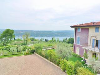 Luxury apartment with pool, lake view and garde - Salò vacation rentals